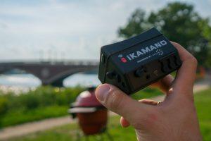 iKamand smart grill controller and Desora Kamado Joe BBQ